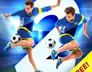 SkillTwins Football Game 2 APK MOD