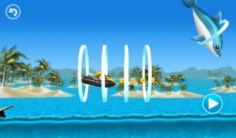 Tropical Island Boat Racing APK MOD imagen 3