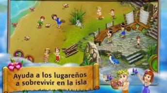 Virtual Villagers Origins 2 APK MOD imagen 2