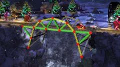 Bridge Construction Simulator APK MOD imagen 3