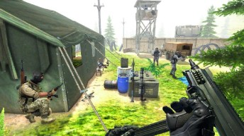 Commando Adventure Assassin APK MOD imagen 1