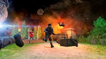 Commando Adventure Assassin APK MOD imagen 2