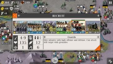 European War 4 Napoleon APK MOD imagen 2