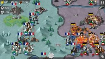 European War 4 Napoleon APK MOD imagen 3