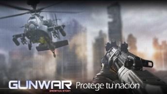 Gun War Shooting Games APK MOD imagen 2