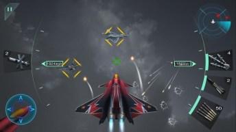 Sky Fighters 3D APK MOD imagen 2