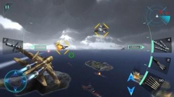 Sky Fighters 3D APK MOD imagen 4