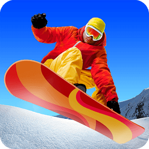 Snowboard Master 3D APK MOD