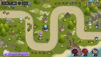 Tower Defense King APK MOD imagen 2