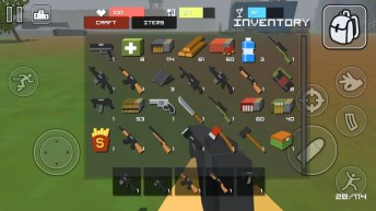 Zombie Craft Survival APK MOD imagen 4
