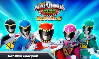 Power Rangers Dino Charge APK MOD imagen 1
