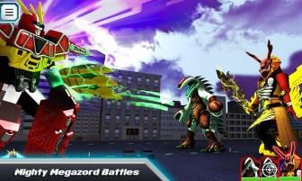 Power Rangers Dino Charge APK MOD imagen 2