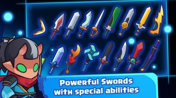 Sword Man - Monster Hunter APK MOD imagen 2