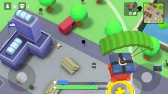 Battlelands Royale APK MOD imagen 3
