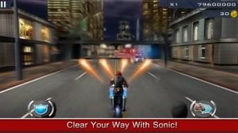 Dhoom 3 The Game APK MOD imagen 4