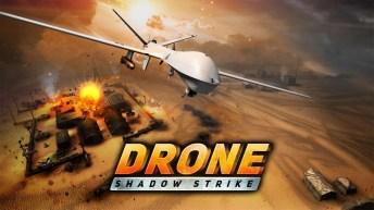 Drone Shadow Strike APK MOD imagen 1