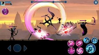 Shadow Fighter APK MOD imagen 2