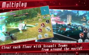 Sword Art Online Integral Factor APK MOD imagen 4