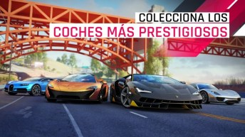 Asphalt 9 Legends – 2018's New Arcade Racing Game APK MOD imagen 1