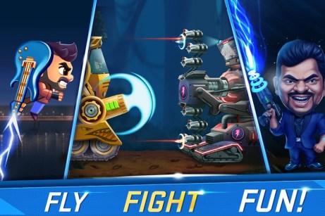 Jetpack Joyride India Exclusive - Action Game APK MOD imagen 1