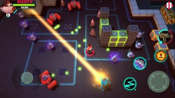 Rogue Gunner Pixel Shooting APK MOD imagen 2
