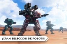 ROBOT WARFARE ONLINE APK MOD imagen 2