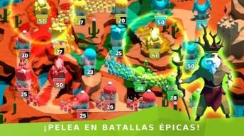 BattleTime APK MOD imagen 1