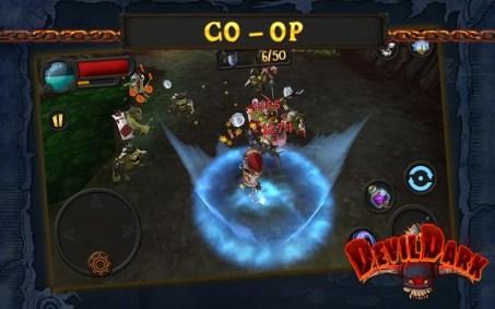 DevilDark - The Fallen Kingdom APK MOD Imagen 3