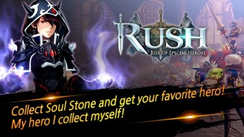 RUSH Rise up special heroes APK MOD imagen 1
