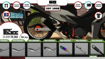 SouzaSim - Drag Race APK MOD imagen 2