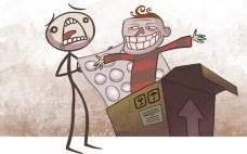 Troll Face Quest Unlucky APK MOD imagen 2