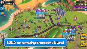 Transit King Tycoon - Transport Empire Builder APK MOD imagen 1