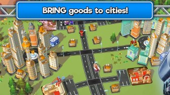 Transit King Tycoon - Transport Empire Builder APK MOD imagen 4