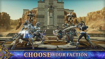 AxE Alliance vs Empire APK MOD imagen 3