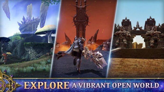 AxE Alliance vs Empire APK MOD imagen 5