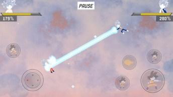 Stick Shadow War Fight APK MOD imagen 1