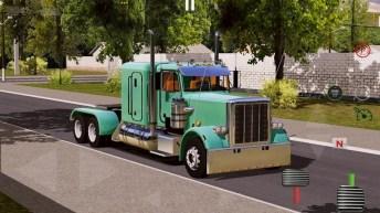 World Truck Driving Simulator APK MOD imagen 1
