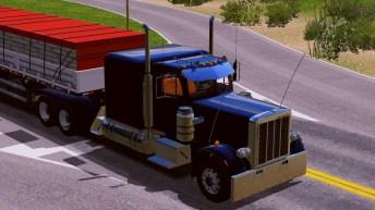 World Truck Driving Simulator APK MOD imagen 4