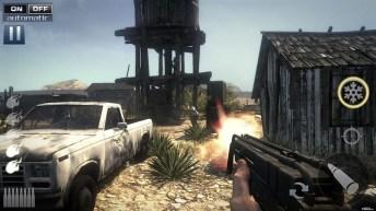 Zombie Shooter Fury of War imagen 1
