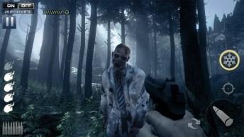 Zombie Shooter Fury of War imagen 2
