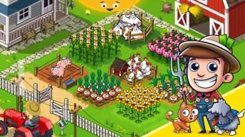 Idle Farming Empire APK MOD imagen 3