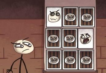 Troll Face Quest Classic APK MOD imagen 4
