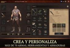 tormfall Saga of Survival APK MOD imagen 3