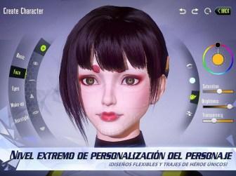 Cyber Hunter APK MOD imagen 5