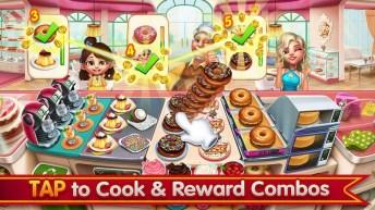 Cooking City - crazy restaurant game APK MOD imagen 3