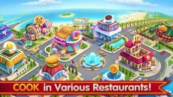 Cooking City - crazy restaurant game APK MOD imagen 4