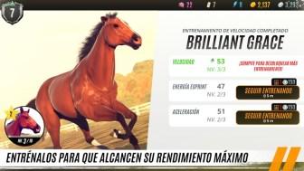 Rival Stars Horse Racing APK MOD imagen 4
