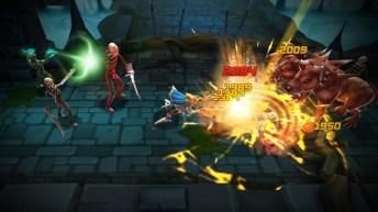 Blade Warrior APK MOD imagen 1