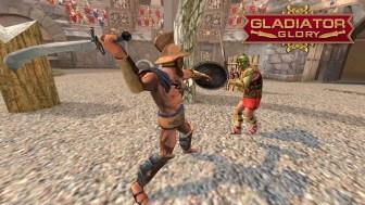 Gladiator Glory APK MO imagen 3