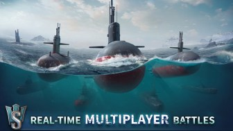 WORLD of SUBMARINES Navy Shooter 3D Wargame APK MOD imagen 1